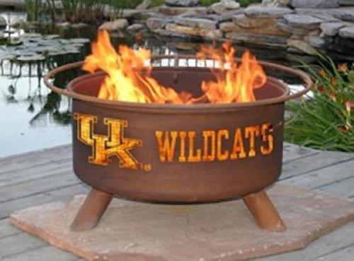 Patina F219 University of Kentucky Fire Pit