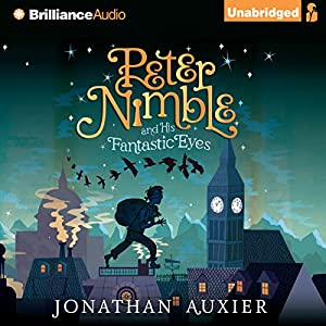 Peter Nimble and His Fantastic Eyes Audiobook
