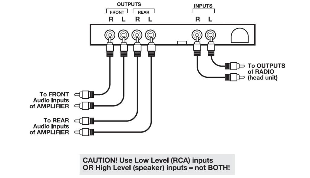 Wiring Diagram Kenwood Equalizer : Car equalizer amplifier wiring diagram kenwood