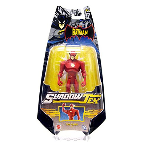 (The Batman Shadow Tek Action Figure Flash)