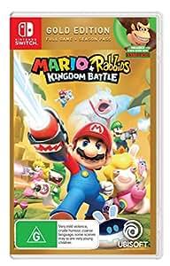 Mario + Rabbids Kingdom Battle Gold (Nintendo Switch)