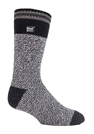 Heat Holders Men's Original 2.3 tog winter Thermal Socks 7-12 US (Alston)