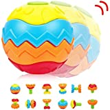 Curtis Toys Puzzle Ball (Multi-coloured)