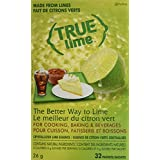TRUE CITRUS Lime Beverage Powder 32-Count, 25.8G