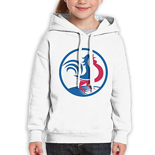 Price comparison product image Blacksin Red Blue Cartoon Cock Logo Youth Classic Fashion Hooded Hoodie Sweatshirt