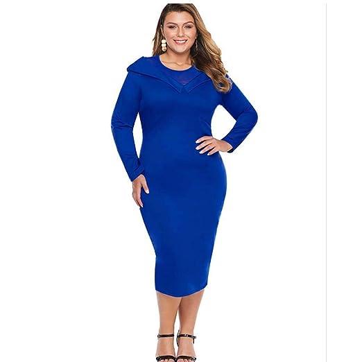 Además de las mujeres viste el vestido maxi tamaño para las ...
