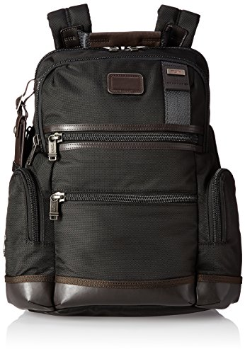 Tumi Alpha Bravo Knox Backpack, Hickory, One Size by Tumi