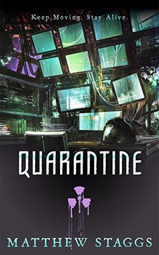 Quarantine (Containment Book 2)