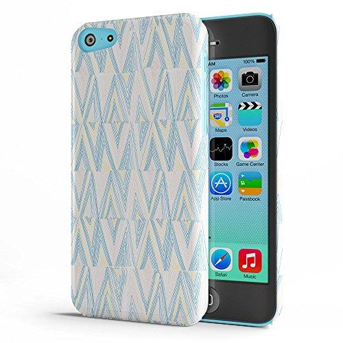 Koveru Back Cover Case for Apple iPhone 5C - Convention Design