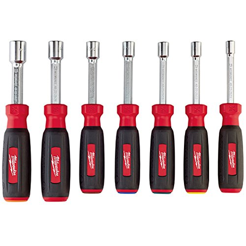 Milwaukee Electric Tool 48-22-2507 Mag SAE Driver Set (7Piece)