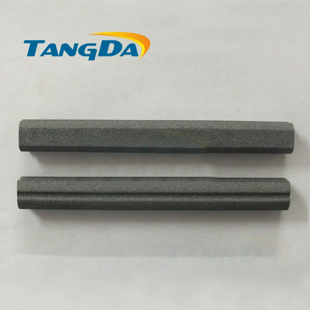 Maslin ferrite Bead cores Rod core 12140mm ODHT 12 140 mm Soft SMPS RF ferrite inductance HF Welding Magnetic bar High Frequency - (Volume: 30 Pieces)