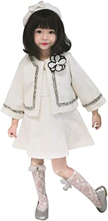 FHYER Ropa de bebé Vestido de Falda de Chaqueta de niña, Ropa de ...