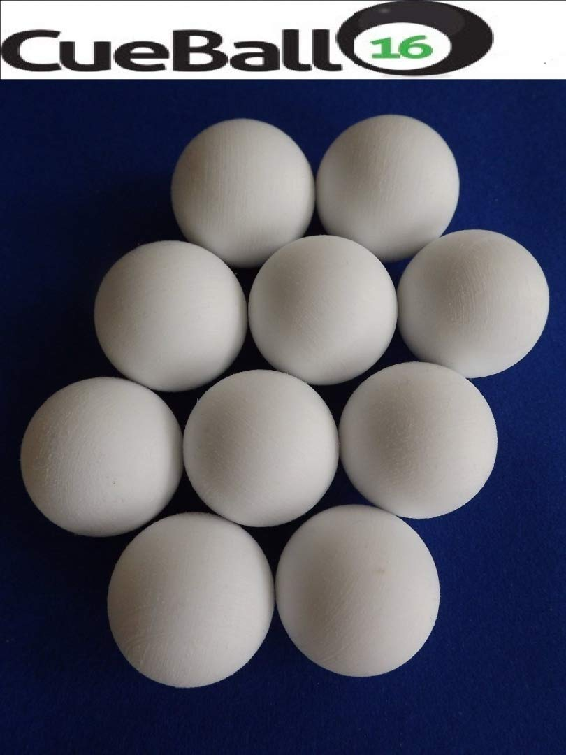 White Garlando Table Footballs (10 Pack)