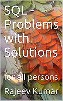 SQL Problems Solutions all persons ebook product image
