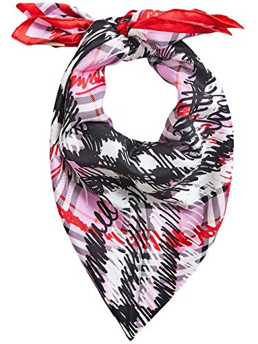 Donna Seta Foulard Multicolor 4072229 Burberry 5xTwH