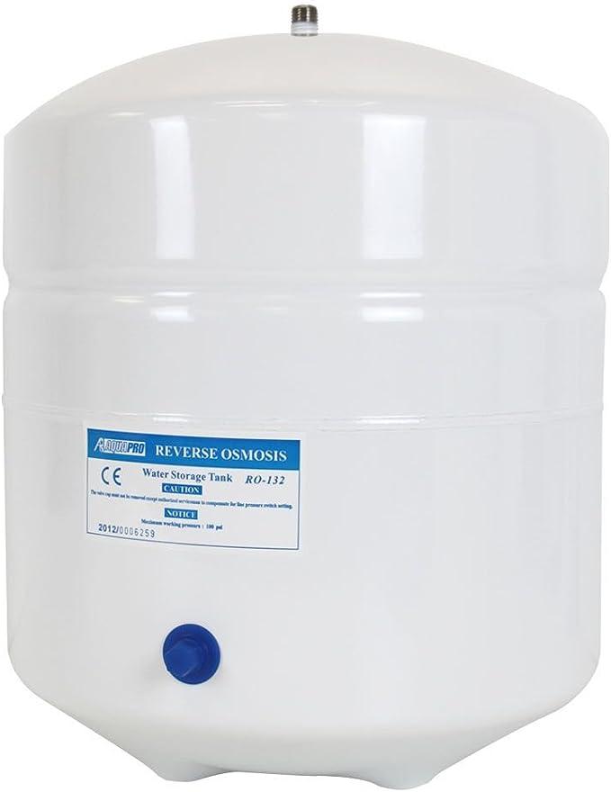 Depósito para purificador de ósmosis inversa 8,33 L, diámetro ...