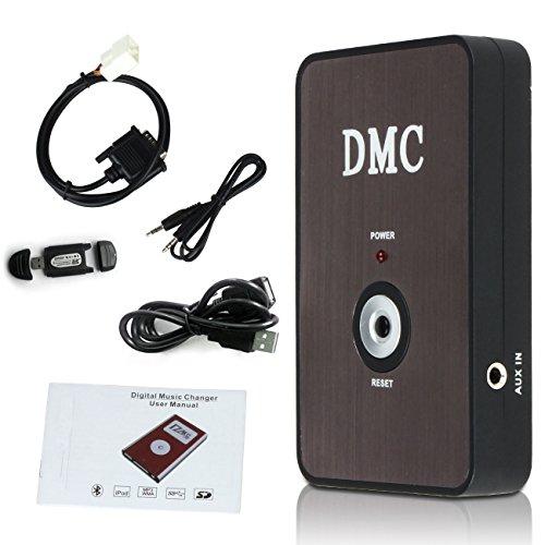 Iglobalbuy MP3 Digital Music CD MP3 Changer Player for Honda Goldwing GL1800 2009-2011