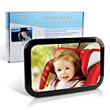 Baby Backseat Mirror for Car, Tinabless Infant Rear - Best Reviews Guide