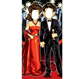 Hollywood Photo Door Banner Party Accessory, Health Care Stuffs