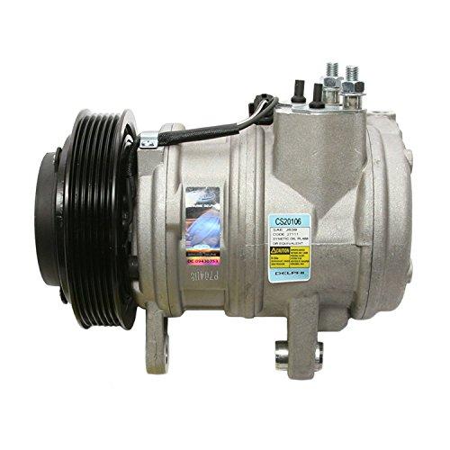 Delphi CS20106 10S17 New Air Conditioning Compressor
