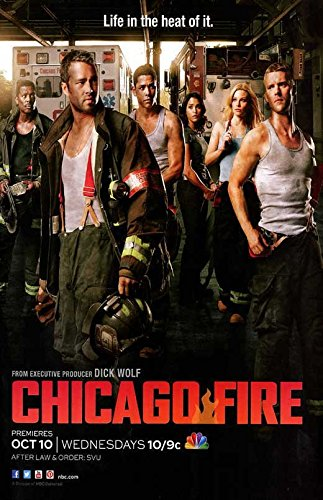Chicago Fire TV TV Poster