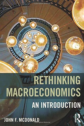 Rethinking Macroeconomics