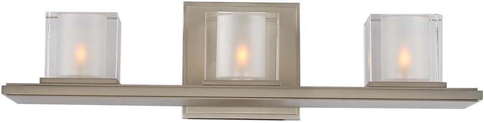 Kalco Lighting 307533SN 3 Light Bath