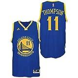 Adidas Men's Golden State Warriors NBA Klay Thompson Swingman Jersey