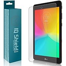 LG G Pad IV 8.0 Screen Protector, IQ Shield Matte Full Coverage Anti-Glare Screen Protector for LG G Pad IV 8.0 (FHD LTE) Bubble-Free Film