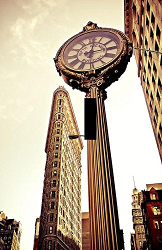 5th Avenue Clock New York Single Light Switch Plate Wall Art Home Decor USA Made