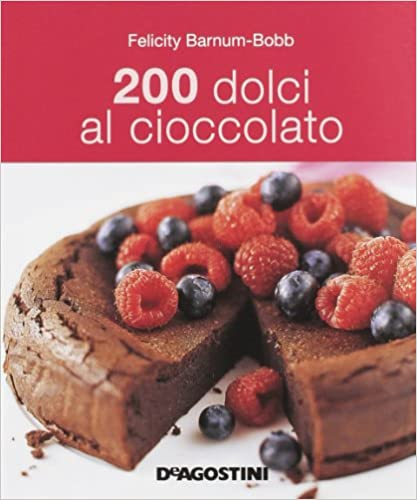 Book 200 dolci al cioccolato
