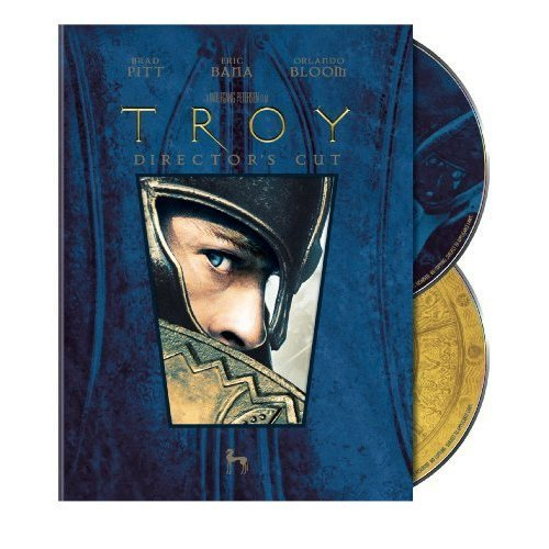 DVD : Troy (2004) (Director's Cut / Edition, Collector's Edition, Ultimate Edition, With Book, Dolby)