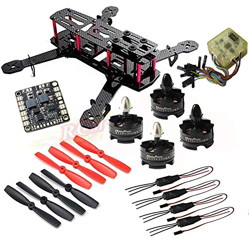 Hobbypower Unassembled Quadcopter Controller Propeller product image