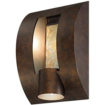 Possini Euro Xane Bronze Dark Sky 11 Quot Wide Wall Sconce