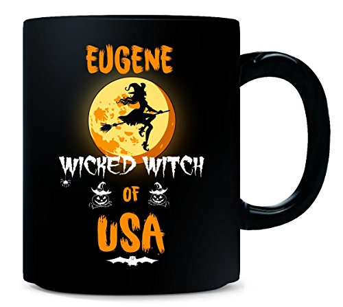 Eugene Wicked Witch Of Usa. Halloween Gift - Mug ()