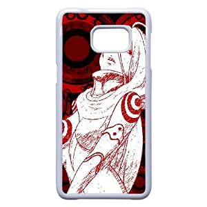 Personalized Durable Cases Samsung Galaxy S6 Edge Plus Cell Phone Case White Deadman Wonderland Lwpxv Protection Cover