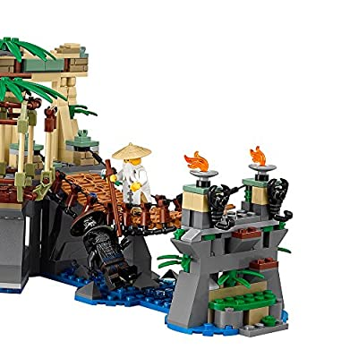 LEGO Ninjago Movie Master Falls 70608 Building Kit (312 Piece) from LEGO