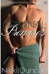 Criminal Promises (Second Chance Detectives Book 1) Kindle Edition