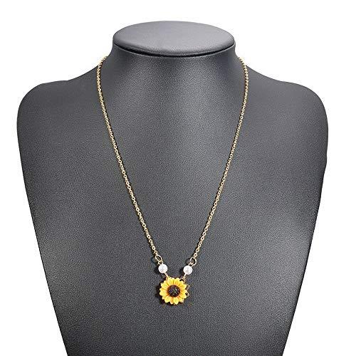 Campton Women Rhinestone Snowflake Zircon Pendant Long Chain Sweater Necklace Jewelry   Model RNG - 11153  