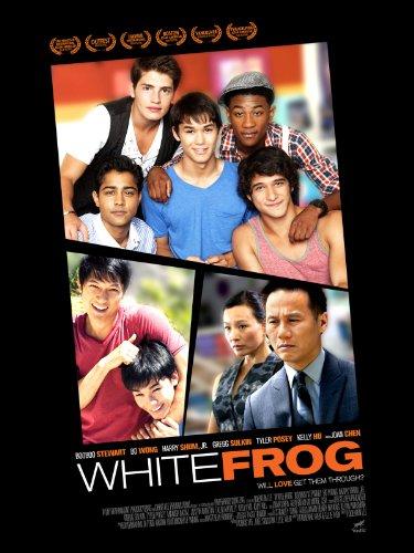 (White Frog )