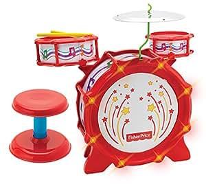 Kids Station Big Bang Drumset with Lights Music Set