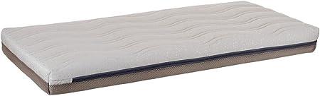 Colchón Cuna Mimuselina: Colchón viscoleástico de doble cara, de 120x60 cm,Calidad: Tejido transpira