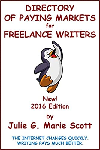 Directory of Paying Markets for Freelance Writers