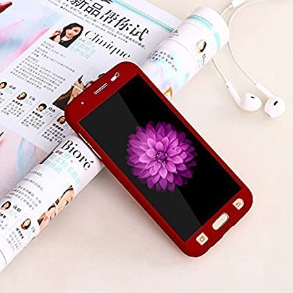 best sneakers f10a8 cfd99 VCASE Samsung Galaxy J7 Max 360 Degree Full Body: Amazon.in: Electronics