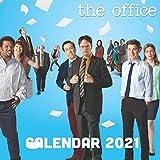 "The Office: 2021 Wall Calendar - Large 8.5"" x"
