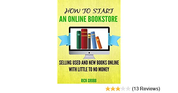 How to Start Selling Used Books Online
