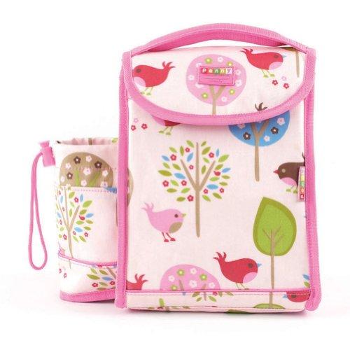 Penny Scallan BLUBIC Kinder Lunchbox//Kinderrucksack Big City