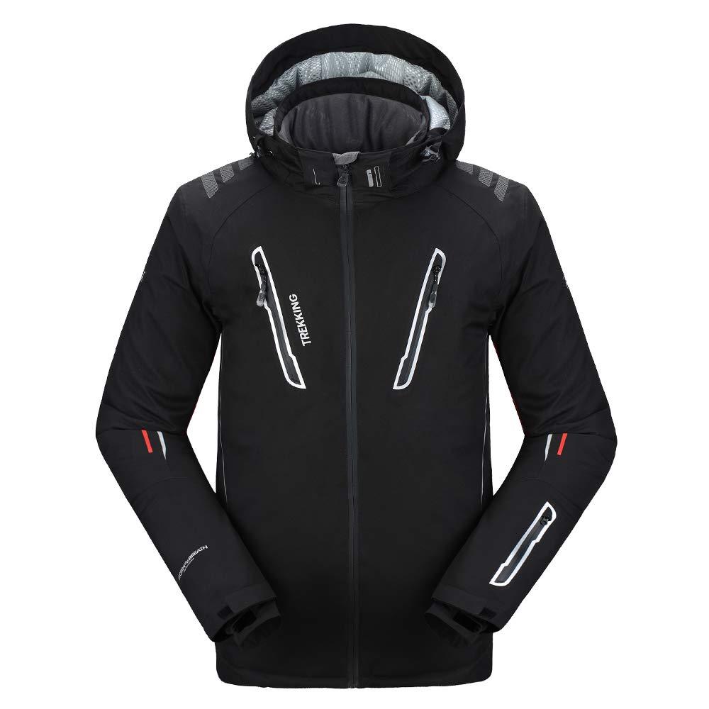 PELLIOT Outdoor-Ski-Abnutzungs-Männer der Frauen Berufsbergsteigen-Schnee-Klage-Winter-warme windundurchlässige Wasserdichte Breathable Kleidung