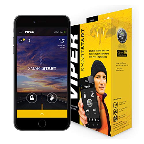 Viper VSM300 SmartStart Module - start or control your car from virtually anywhere with your smartphone by Viper