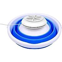 Gobbuy Opvouwbare energiebesparende draagbare mini-wasmachine camping wasmachine geschikt voor babykleding ondergoed…